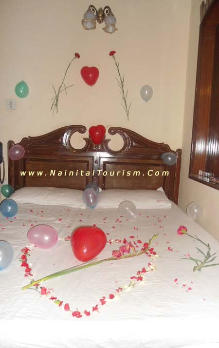 Marriage Bed Decoration